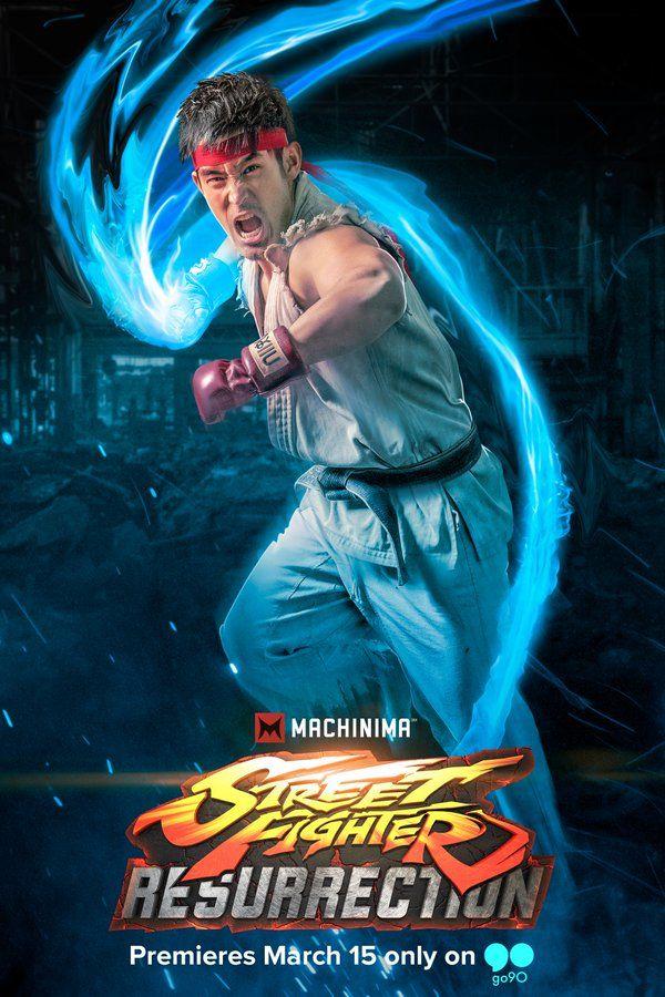 Street Fighter Resurrection
