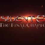 Premières images de «Resident Evil The Final chapter»