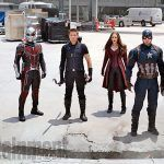 Captain America 3 : Civil War renverse Dc Comics