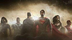 蝙蝠侠 Vs 超人正义联盟