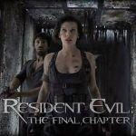 La nouvelle bande annonce de Resident Evil The final chapter