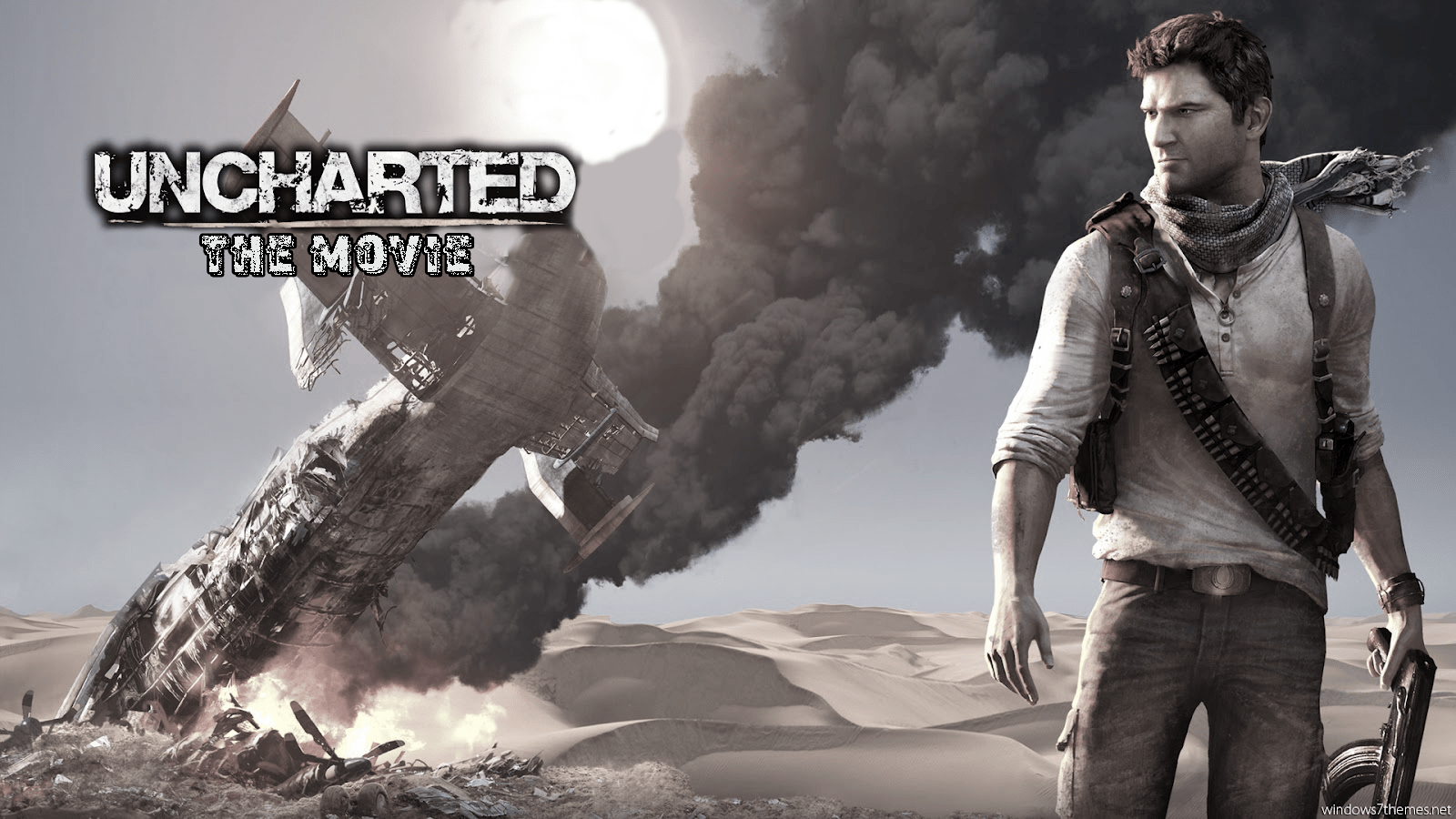 uncharted-The movie