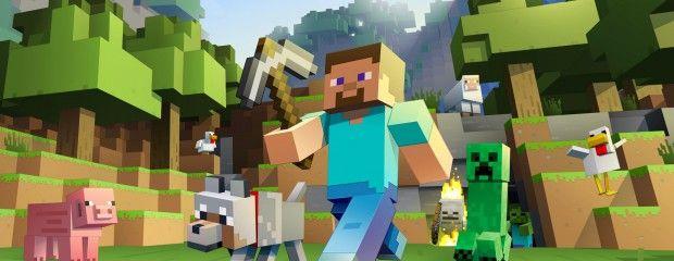 Minecraft phase de jeu